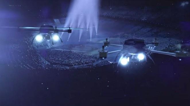 Drone Show - Amsterdam