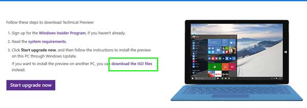 How to Download and Install Windows 10 Preview