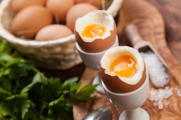 Eggs - Healthy High Protein Foods
