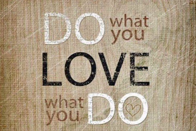 Do-what-you-love-quote