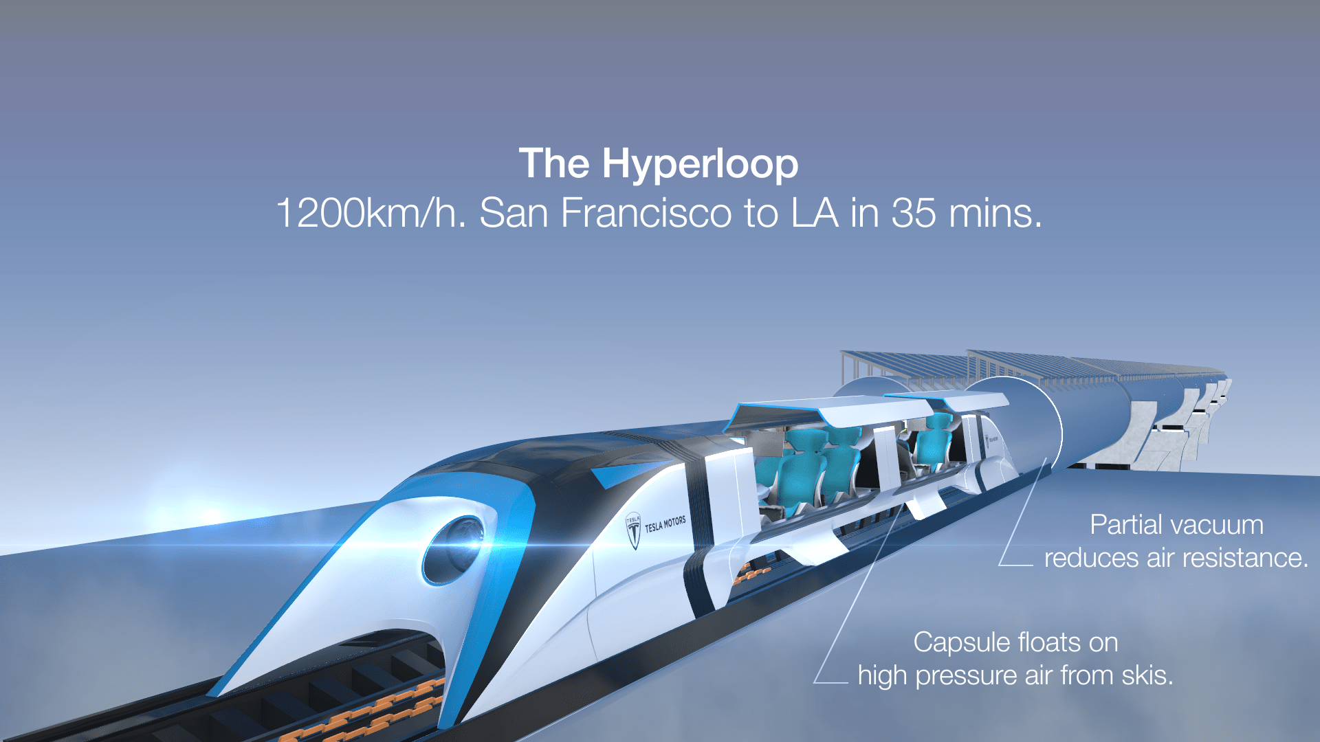7 Hyperloop Facts Elon Musk would Love us to Know
