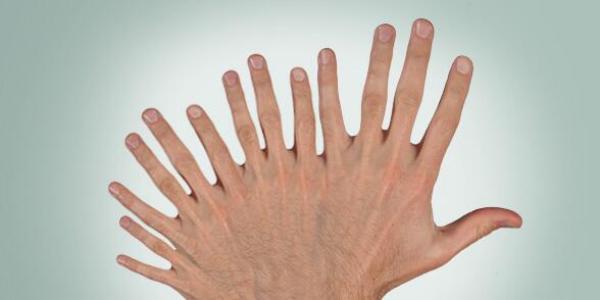 many-fingers