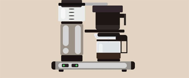 Coffee Maker Animation