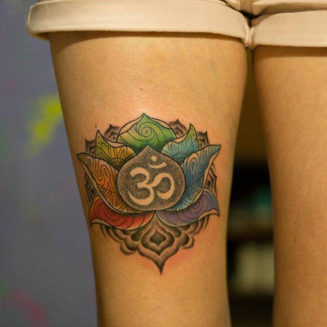 hindu tattoo32