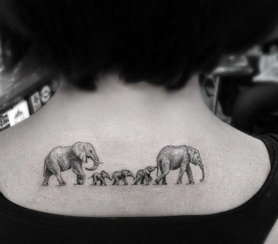 List Of Meaningful Elephant Tattoos Ideas For Your Inspiration