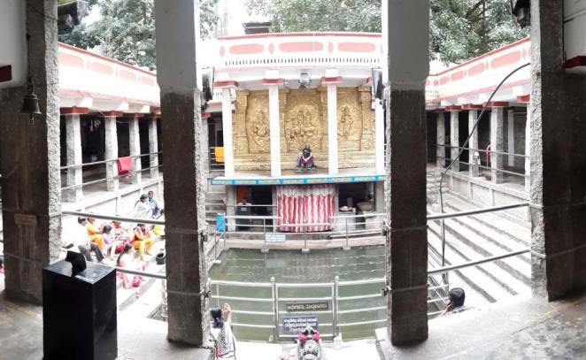 nandi-teertha-temple-well