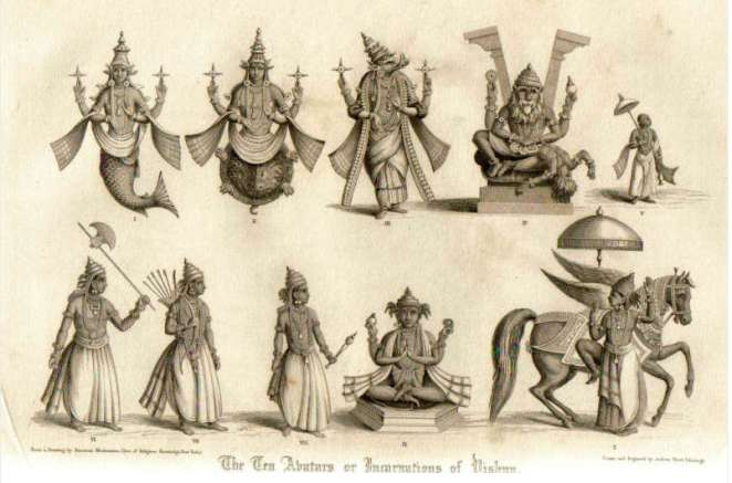 The most powerful weapons of Lord Vishnu and his Avatars