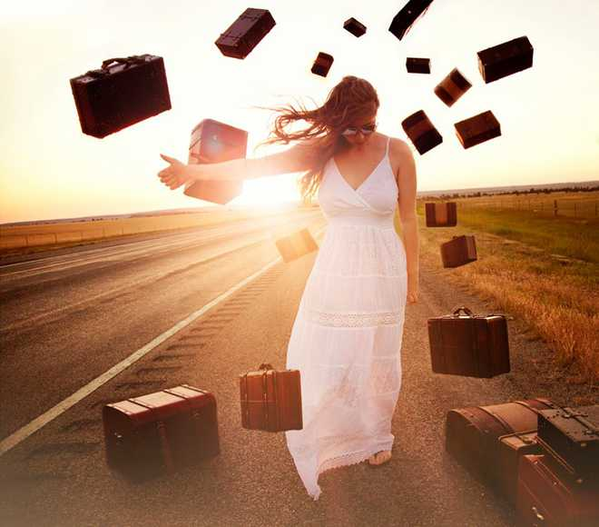 What Is Karmic Baggage & How To Free Ourselves Of Karmic Baggage