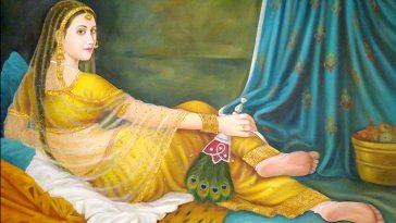 Lord Rama's Elder Sister Shanta