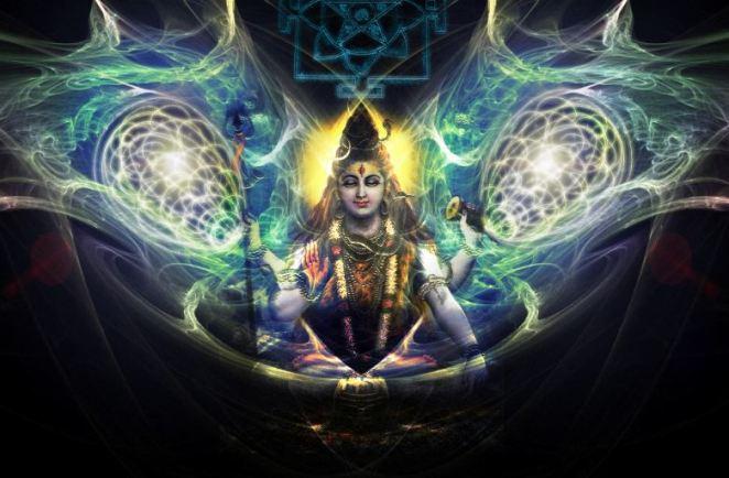 Lord Shiva Cosmos