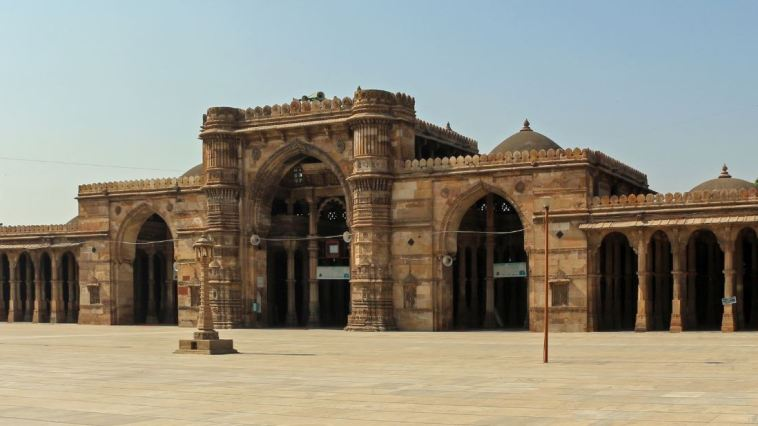 Bhadrakali Temple - Jama Masjid