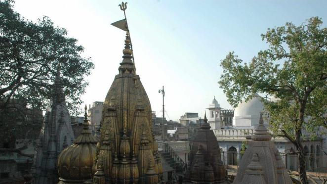 The Kashi Vishwanath - Gyanvapi Mosque
