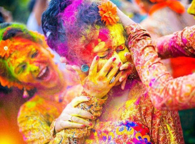 Modern Holi Festival