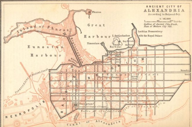 Ancient Alexandria City