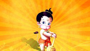 Hindu Baby Names on Hanuman