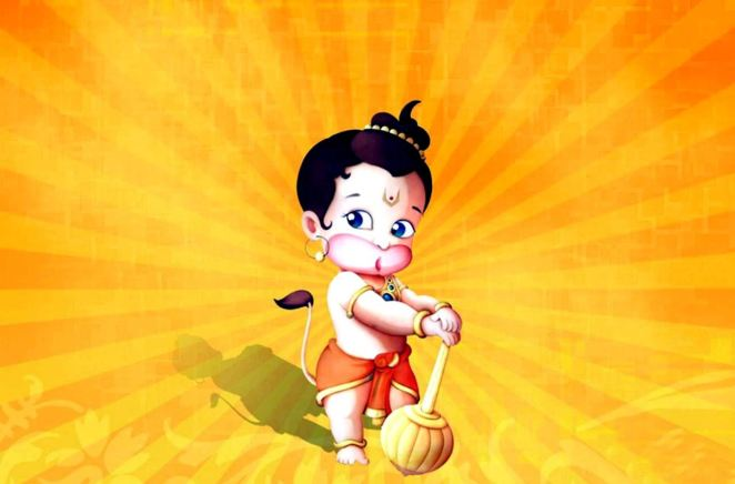 Hindu Baby Names on Hanuman