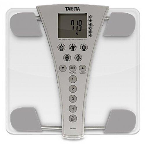 Весы - анализаторы состава тела Tanita BC-543