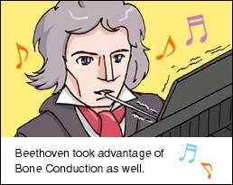 Bone conducting headphones