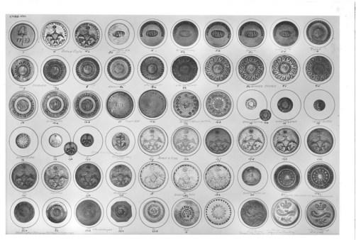 George Washington Buttons