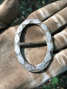 Silver Buckle