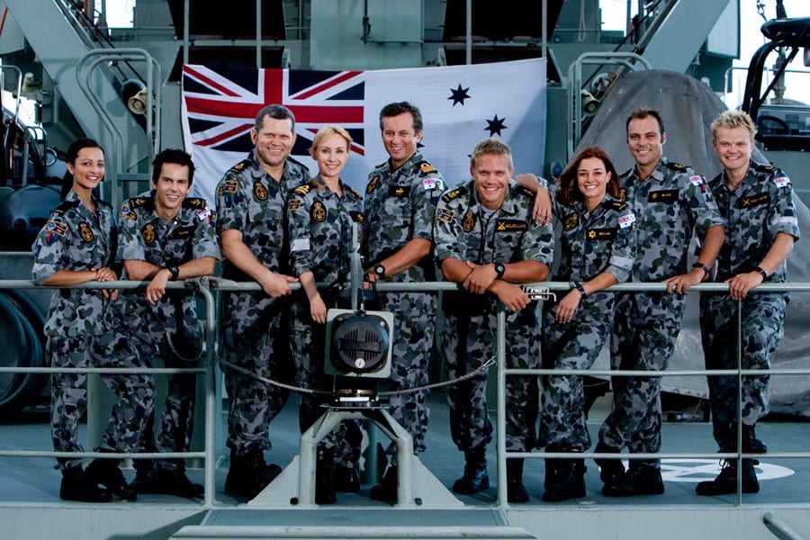 Морський патруль Австралія