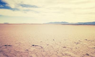 Земля — пустыня