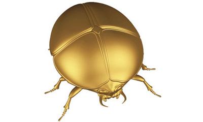 Золотой жук — рациоцинация или мистификация