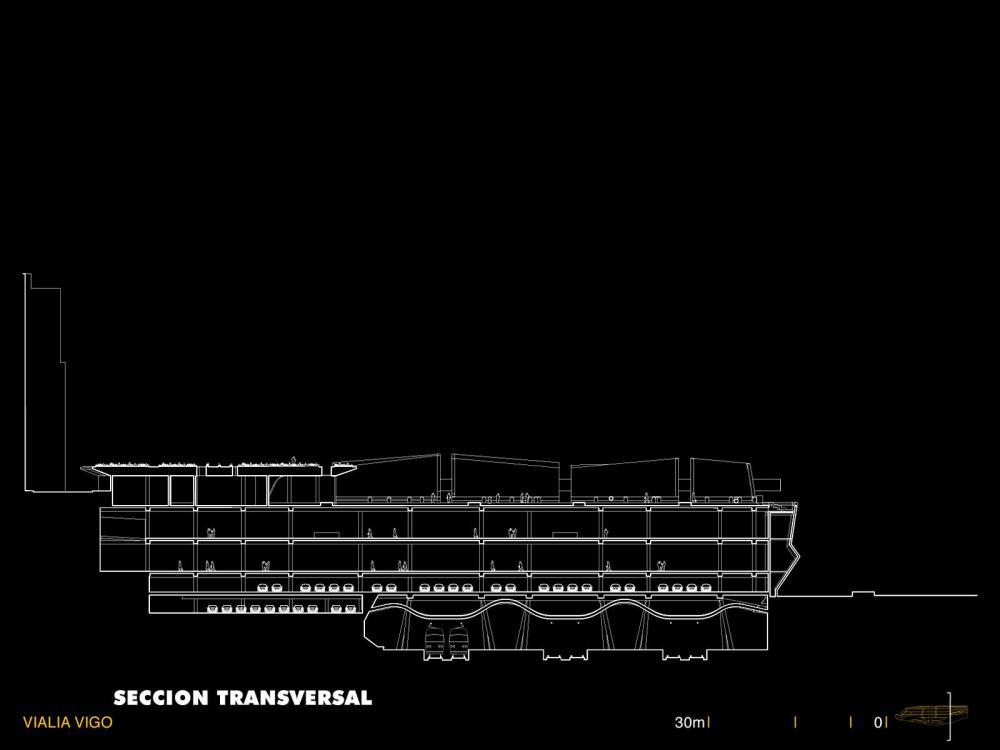 Nueva estación de tren de Vigo (II) (6/6)