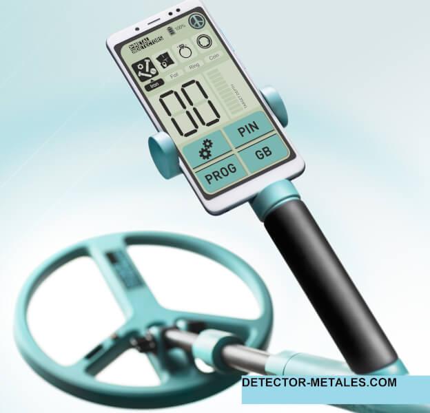 detector para movil por bluetooth de airmetal