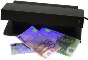 detector billetes falsos Genie MD 1784