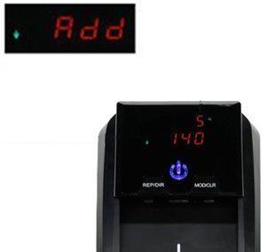 maquina detectora de billetes falsos Detectalia D7