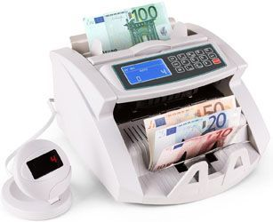 contadora billetes oneConcep Buffett