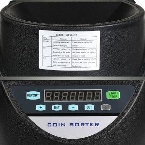 contador de monedas hpcutter