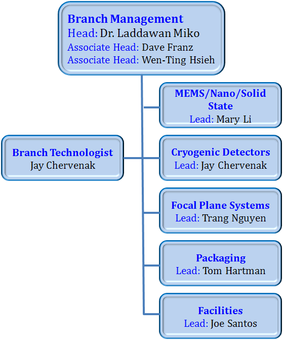 Detector Systems Branch
