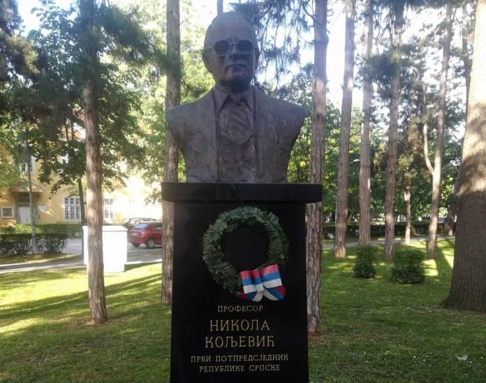 Bista Nikole Koljevića. Izvor: BIRN BiH