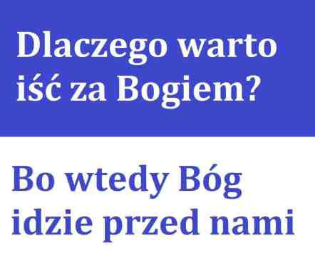 isczaBogiem