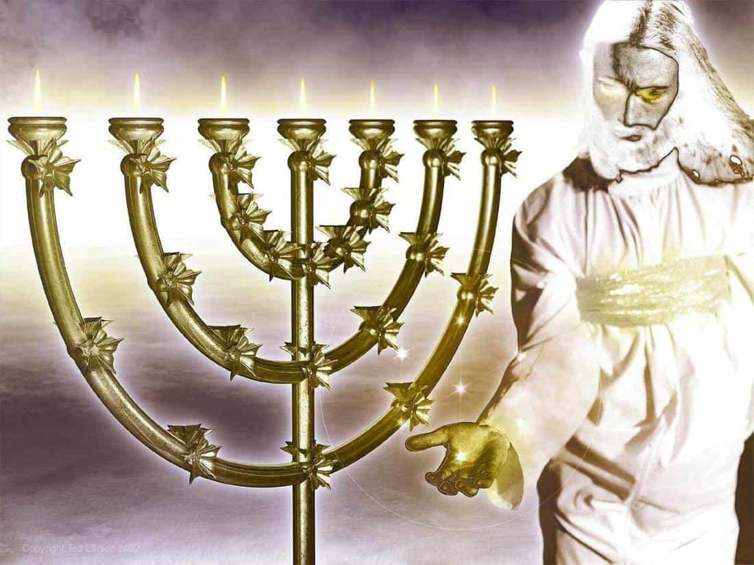 Świeże Menora – świecznik Boga. Jej historia i symbole. – Chrystusowcy VK01