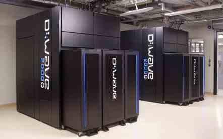 Komputer kwantowy - ostatni element technologicznej układanki szatana KomputerD-vwave