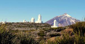 L'observatoire du Teide à tenerife