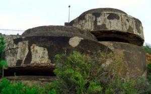 Bunker de La Quinta à Santa Úrsula