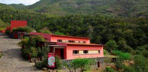 Refuge Bolico de Punta de Teno de l´île de Ténérife