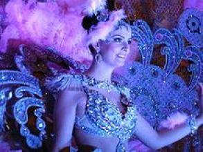 Reine du carnaval de ténérife