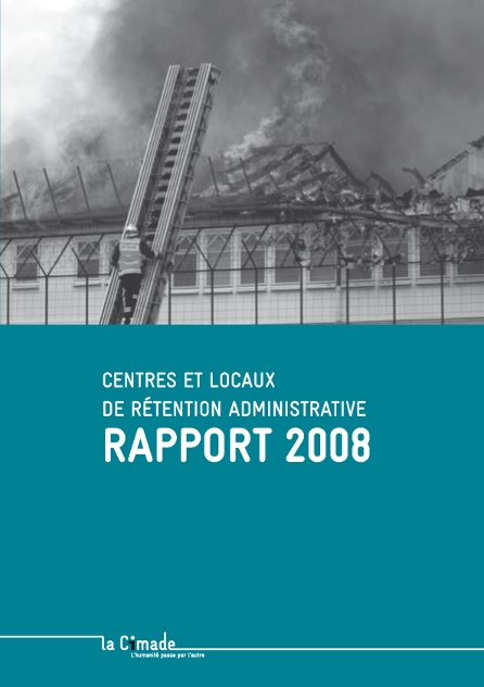 couv rapport cimade 2008