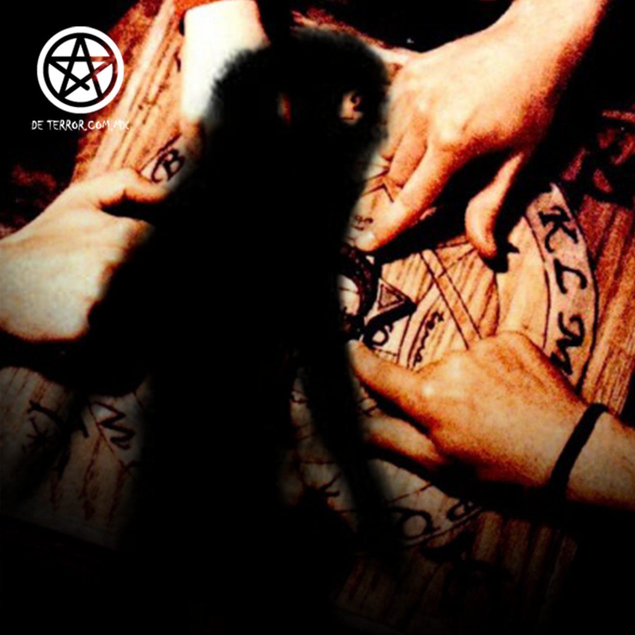 02 – Audio del El Espíritu que Rompió la Ouija – Podcast