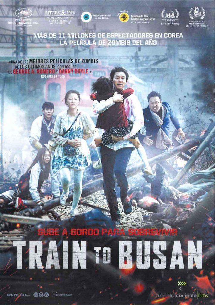 Train to busan, estacion zombie - pelicula terror