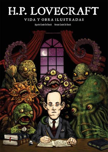 Relatos de H.P. Lovecraft que debes leer antes de morir.