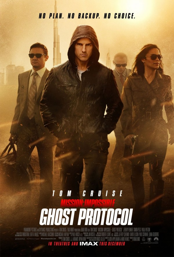 Mission Impossible 4 Ghost Protocol And Justice For All