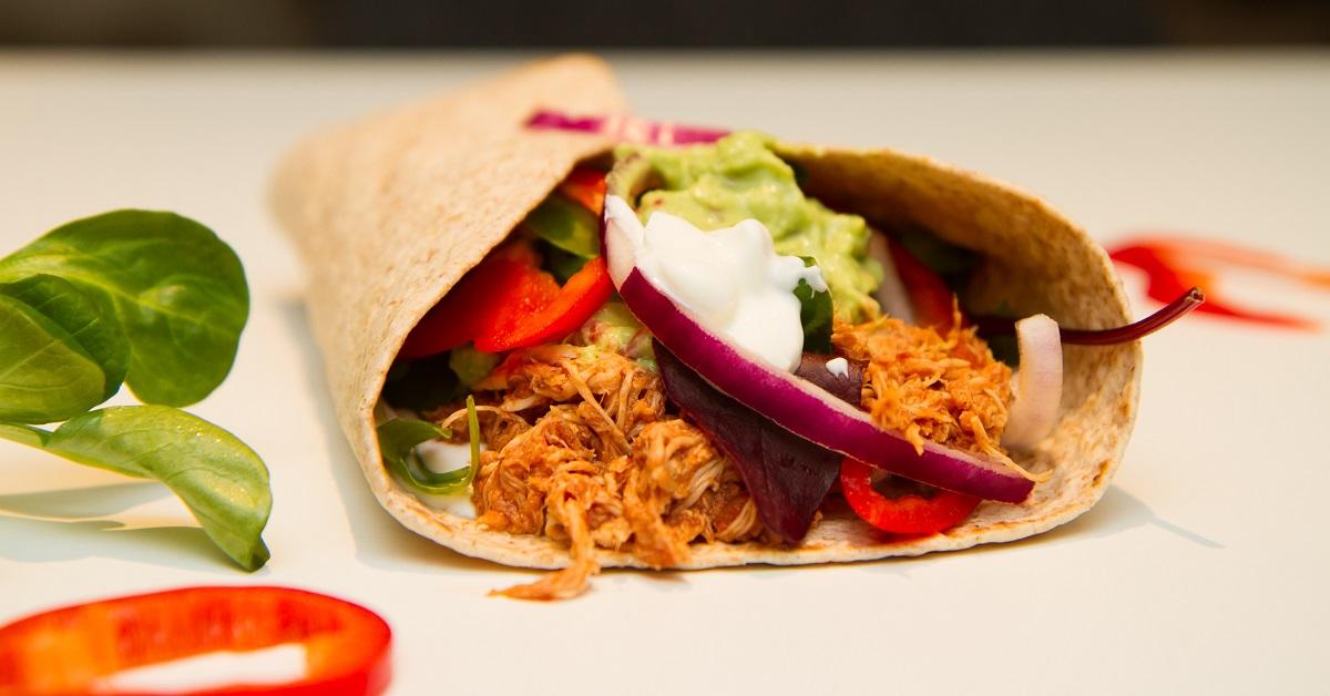 Pulled chicken taco - en ny tacovariant