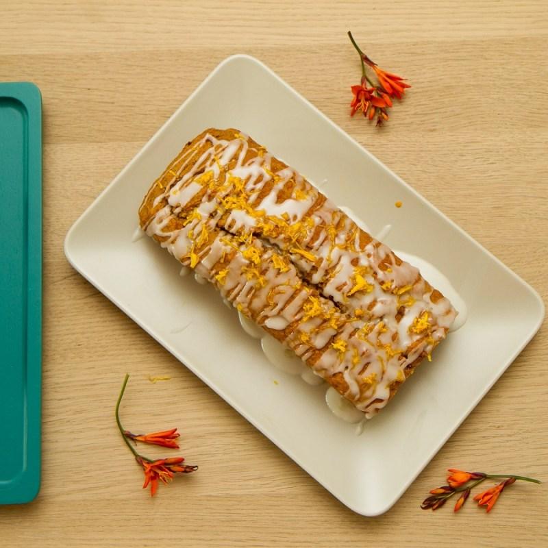 Gresskarbrød (pumpkin bread)