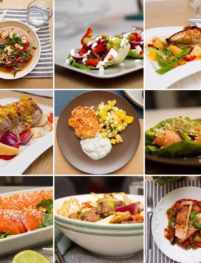 Middager som kan nytes med ekstra god samvittighet